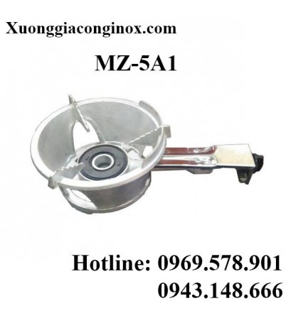 Bếp gas công nghiệp Mizuna MZ-5A1
