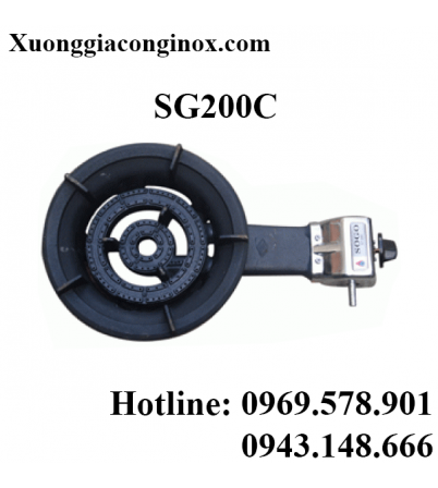 Bếp gas công nghiệp SOGO 200C