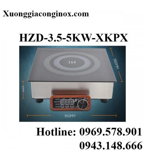 Bếp từ công nghiệp  lắp âm 3.5-5KW HZD-3.5-5KW-XKPX
