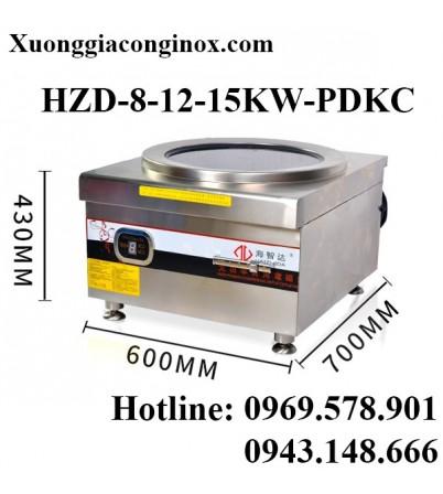 Bếp từ công nghiệp lớn 8-12-15KW HZD-8-12-15KW-PDKC