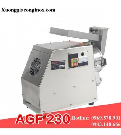 Máy xay thuốc, máy nghiền bột thuốc đông y AGF-230
