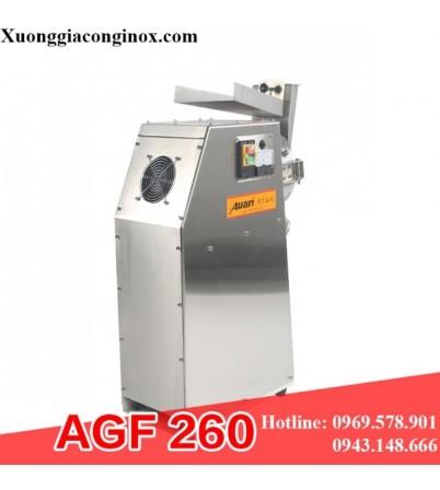 Máy xay bột thuốc, máy nghiền bột thuốc đông y AGF-260