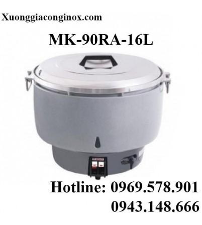 Nồi cơm gas KIWA MK-90RA 16 lít