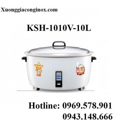 Nồi cơm điện SHARP KSH-1010V 10 lít